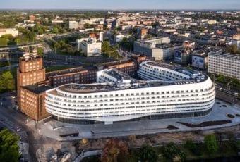 Futurystyczne OVO Wrocław. Czy tak wygląda architektura przyszłości?