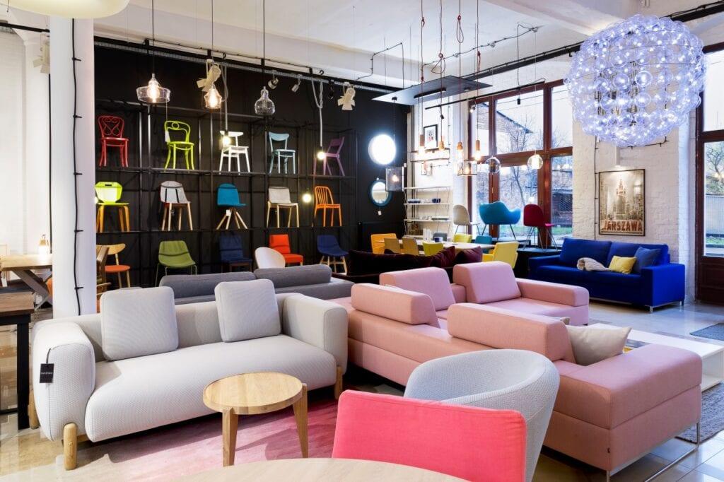 Euforma - największy showroom z polskim designem - Showroom w Bydgoszczy