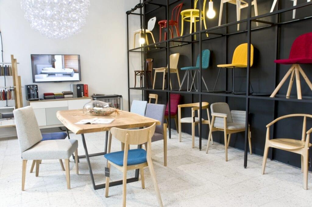 Euforma - największy showroom z polskim designem - Showroom w Warszawie