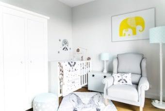 Przytulny minimalizm w pokoju dla dziecka