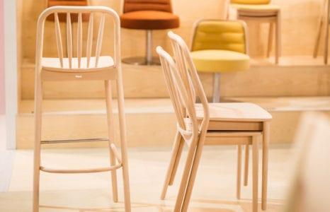 Krzesła gięte Paged – 130 lat tradycji i nowoczesność