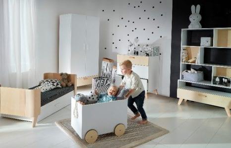 Husarska Design Studio: nowa kolekcja dziecięcych mebli dla Bellamy