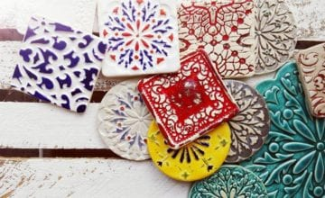 Kaflove: pełne kolorów ceramiczne kafle