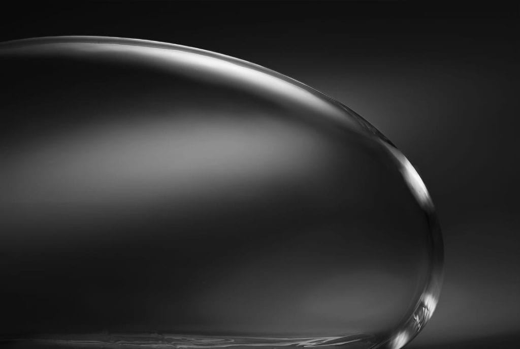 Glass Garden projektu Aleksandry Kujawskiej - Mini szklarnia w domu - Foto Olek Iwaszkiewicz #