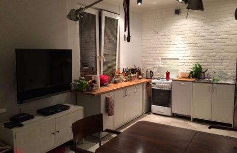 Mieszkanie w stylu vintage na Paryskiej
