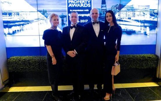 Robert Majkut z nagrodą International Property Awards 2016/2017