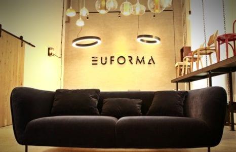 40 polskich marek w jednym miejscu. Nowy showroom Euforma w Warszawie już otwarty
