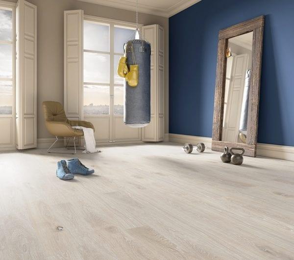Jeansowe podłogi Baltic Wood