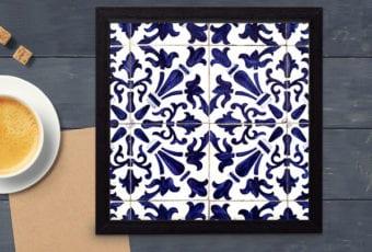 Sun Patterns: zimowe odcienie niebieskiego koloru