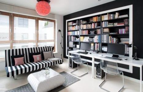 Mieszkanie projektantki
