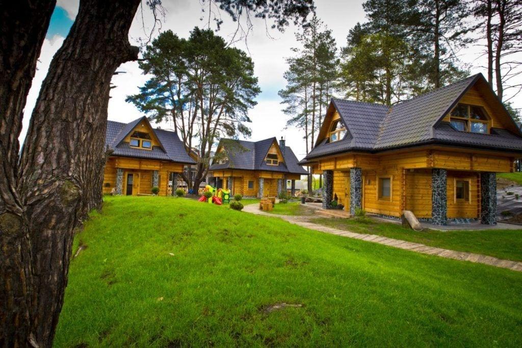 Domki w Bacówka Radawa SPA
