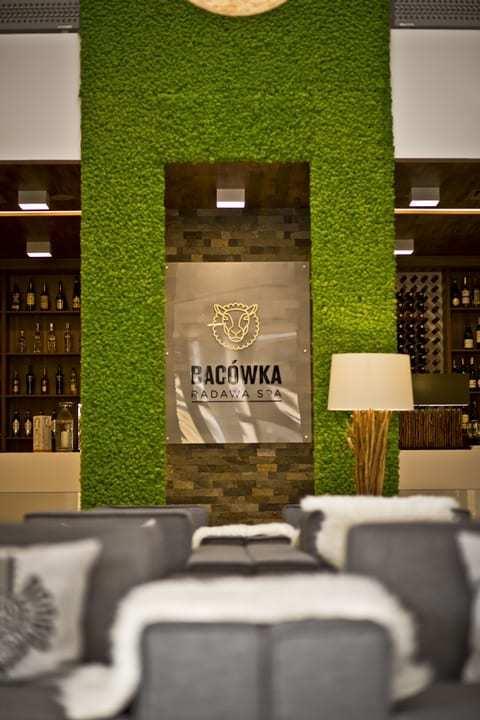 Restauracja w Bacówka Radawa SPA