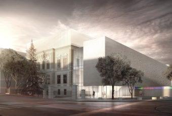 Zwycięski projekt Interaktywnego Centrum Bajki i Animacji