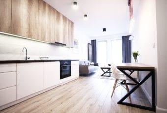Pojemne i funkcjonalne mieszkanie