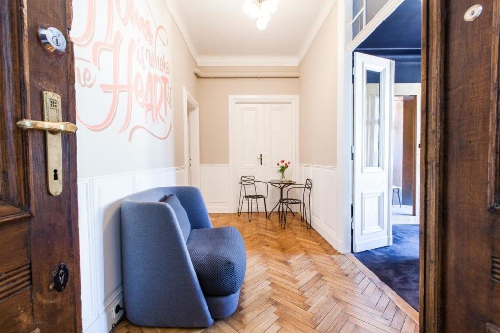 AUTOR Rooms - wyjątkowy hotel butikowy w Warszawie - Hall - Basia Kuligowska Przemek Nieciecki