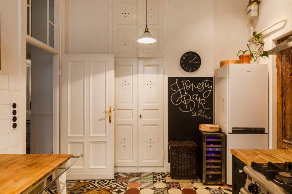 AUTOR Rooms - wyjątkowy hotel butikowy w Warszawie - Kitchen - Basia Kuligowska Przemek Nieciecki
