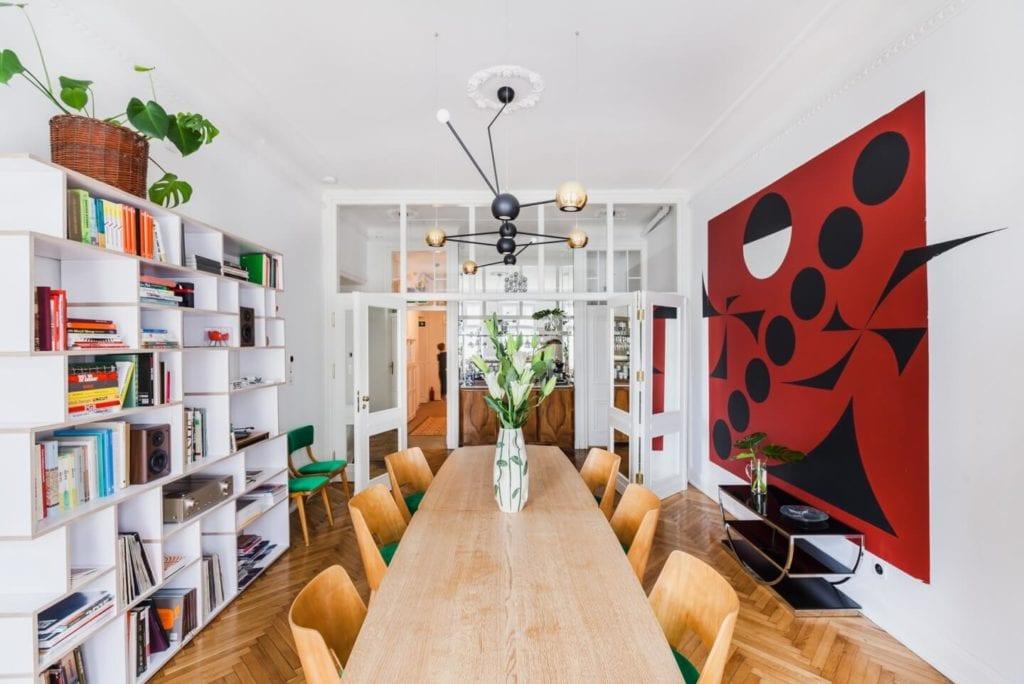 AUTOR Rooms - wyjątkowy hotel butikowy w Warszawie - Living room - Basia Kuligowska Przemek Nieciecki