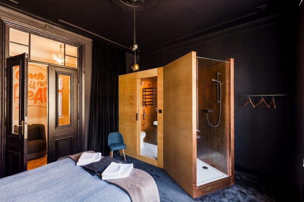 AUTOR Rooms - wyjątkowy hotel butikowy w Warszawie - Room 1410 - Basia Kuligowska - Przemek Nieciecki