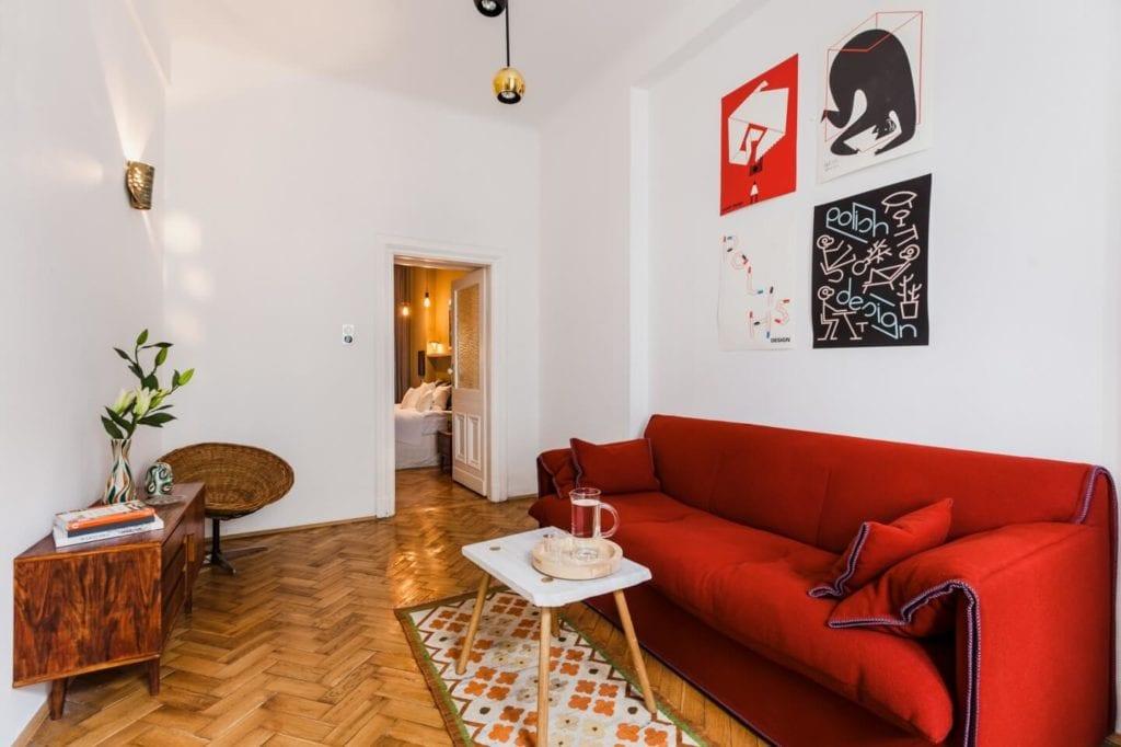 AUTOR Rooms - wyjątkowy hotel butikowy w Warszawie - Room 1968 - Basia Kuligowska - Przemek Nieciecki
