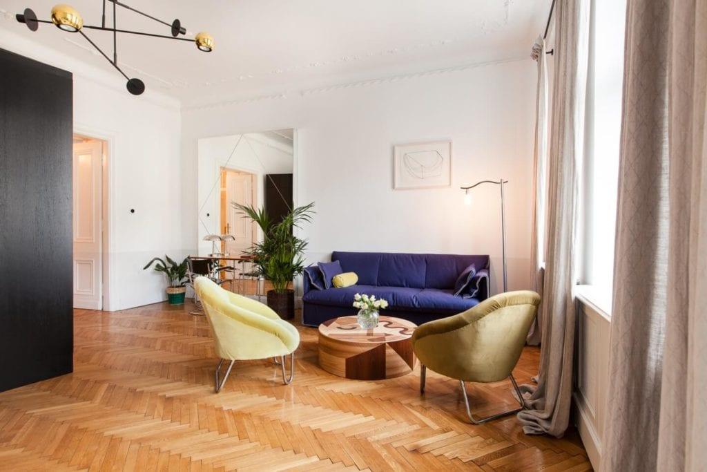 AUTOR Rooms - wyjątkowy hotel butikowy w Warszawie - Room 2020 - Basia Kuligowska - Przemek Nieciecki