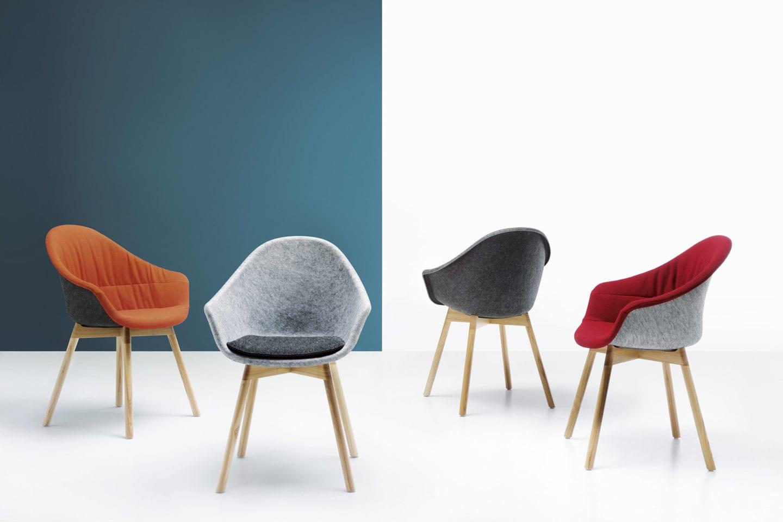 Nowe meble biurowe polskich designer w pln design for Meble design