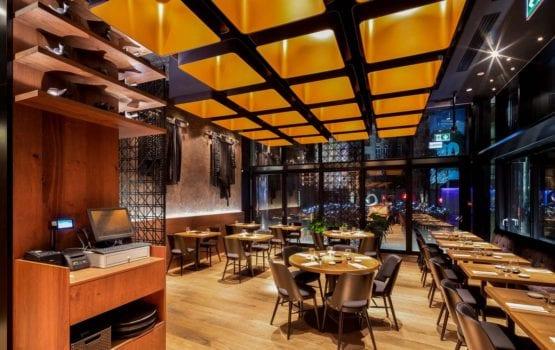 Wabu – Sushi & Japanese Tapas  – nowy warszawski projekt autorstwa Roberta Majkuta