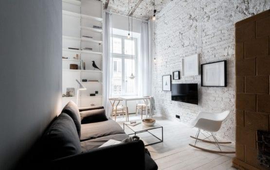 Mieszkanie całe w bieli