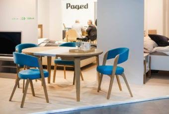 Nowe projekty Paged Meble od HUSARSKA DESIGN STUDIO