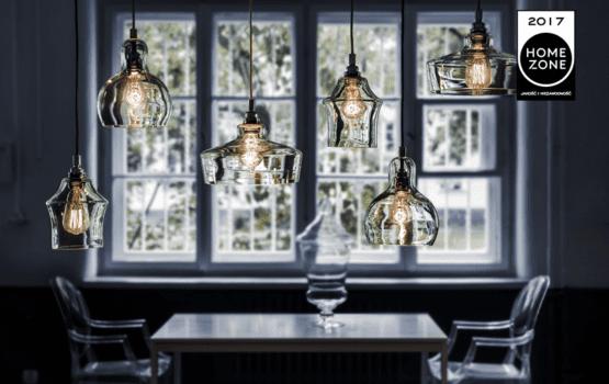 Lampy wiszące Longis od KASPA