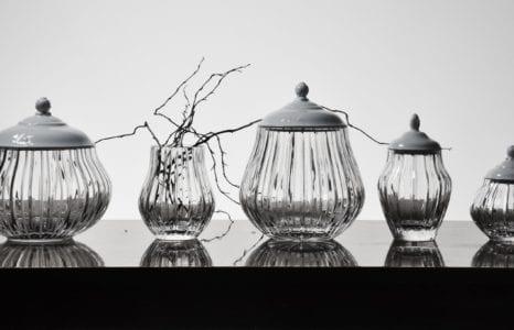 Kolekcja BLANCA – mariaż kryształu i porcelany