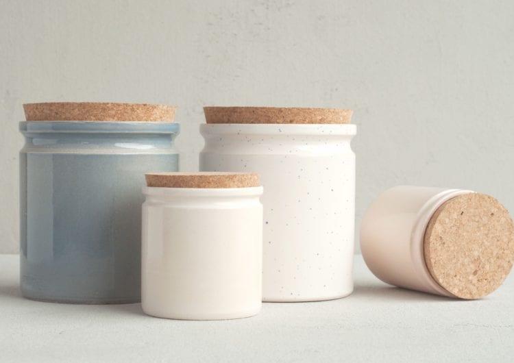 PoPo Ceramics: ciekawa, surowa i zapożyczona od natury forma ceramiki