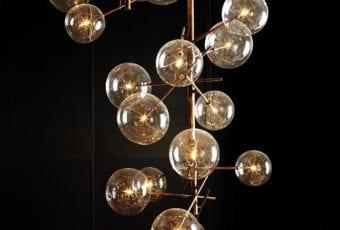 Nowe lampy Bolle od Gallotti & Radice