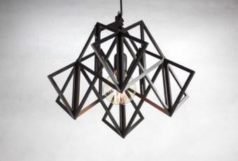 NASU: lampa z tworzywa sztucznego