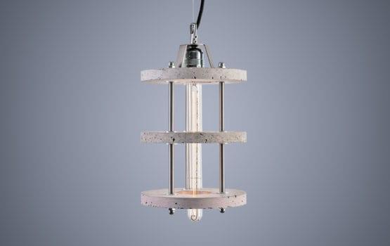 Sfera Designu: magia betonowego oświetlenia