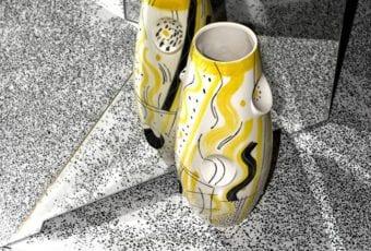 Malwina Konopacka: ręcznie malowane wazony