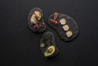 KOOK&SERVE: kamienne tace i talerze