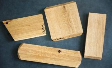 TAMM.: meble z litego drewna