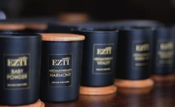 EZTI: świece wykonane ręcznie z dbałością o najmniejszy szczegół
