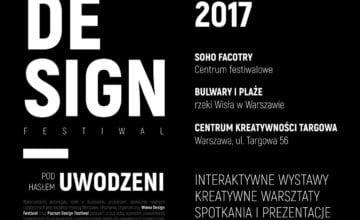 Co nas czeka na WAWA DESIGN FESTIWAL 2017?