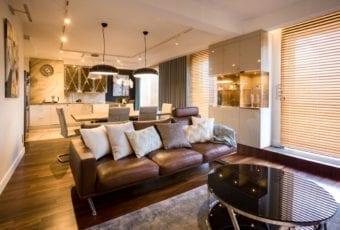 Bursztynowy apartament