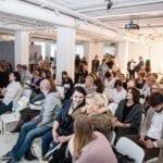 Osoby biorące udział w 12 edycji OKK! Design w Warszawie