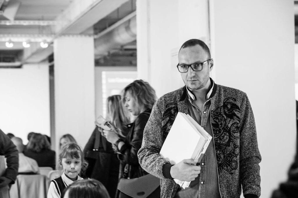 Odwiedzający 12 edycję OKK! Design w Warszawie