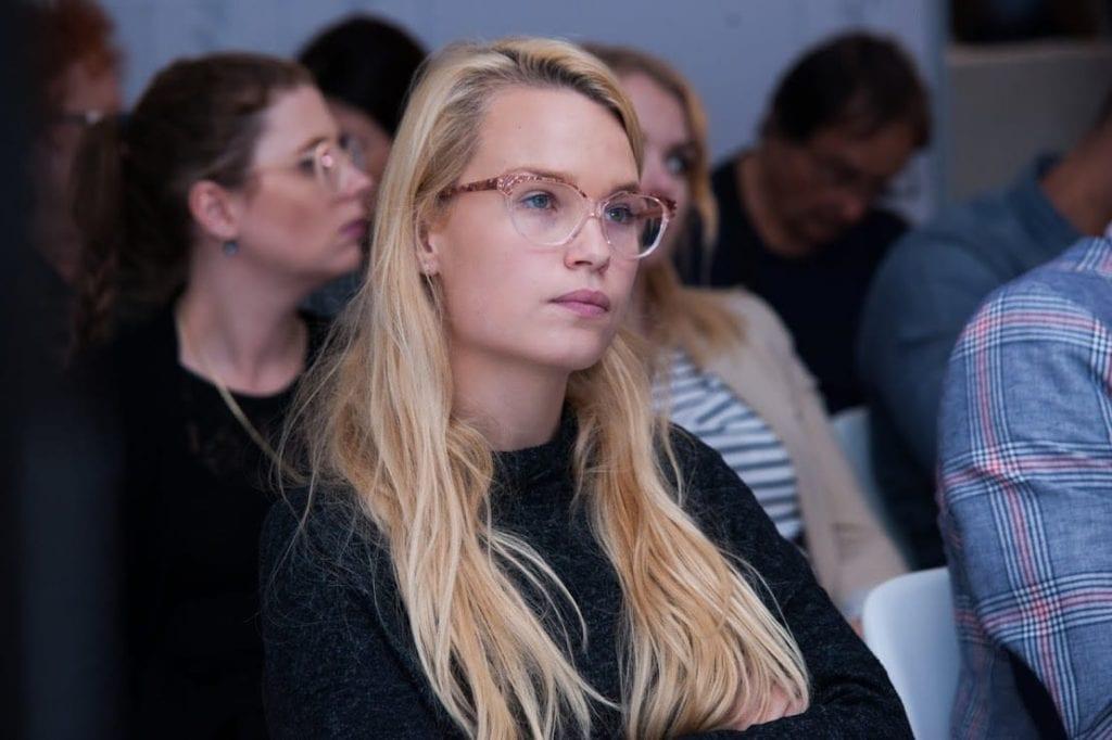 Uczestniczka 12 edycji OKK! Design w Warszawie