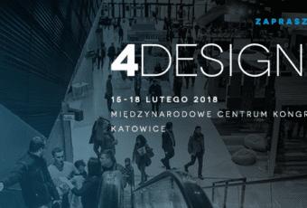 Przed nami III edycja 4 Design Days