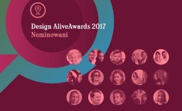 Ruszyła 6.edycja konkursu Design Alive Awards 2017