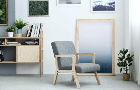 Plywood Project: z inspiracji duńskim modernizmem