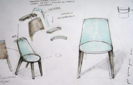 Nobo design: krzesło z udogodnieniami dla osób starszych