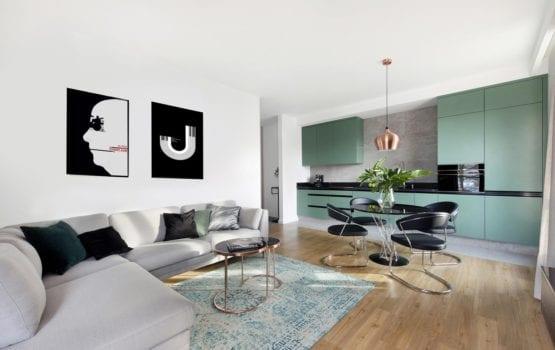 Studio LOKO i apartament w Jelitkowie