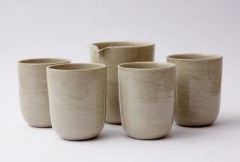 Lush Market i ręcznie modelowana ceramika