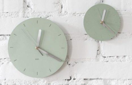 PROJEKT B25: zegar z betony